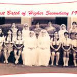 1975 -first batch-Mariampur school